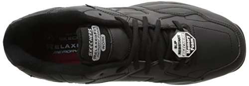 Skechers For Work 77032 Felton Résistant ample Chaussures de travail Black