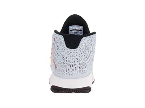 Nike Jordan Ultra.fly, Chaussures De Basketball Pour Homme Blanc (blanc / Mtlc Coppercoin-noir) (noir)