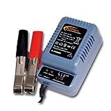 BISOMO Batterie Automatik Ladegerät 6-12 Volt Blei - Säure - Gel und wartungsfreie Batterien