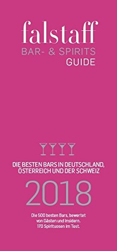 falstaff Bar & Spirits-Guide Deutschland 2018