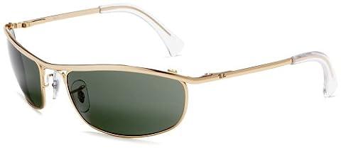 Ray-Ban mixte adulte Rb 3119 Montures de lunettes, Or (Gold), 59