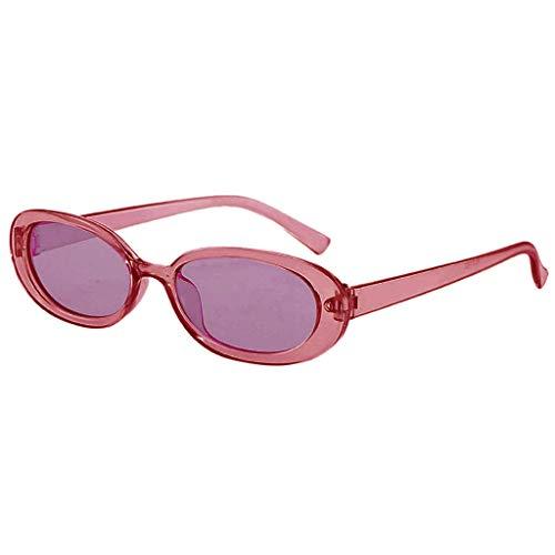 OPALLEY Frauen Sonnenbrillen, Frauen-Weinlese-Katzenaugen-Sonnenbrille-Retro- kleiner Rahmen UV400 Eyewear arbeiten Damen-Gläser um