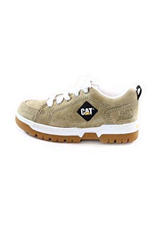 Caterpillar Chaussures de Ville à Lacets Pour Homme - Beige - Sand, 37 EU