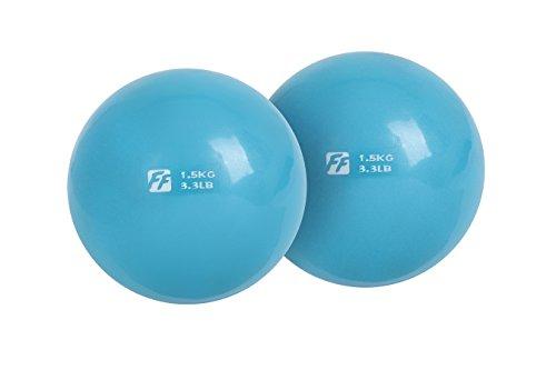 FuntionalFitness - Par pelotas tonificación yoga