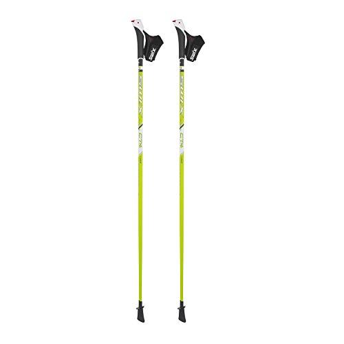 swix-ct4-nordic-walking-stock-lime-composite-premium-mit-justgosport-spitze-1-paar