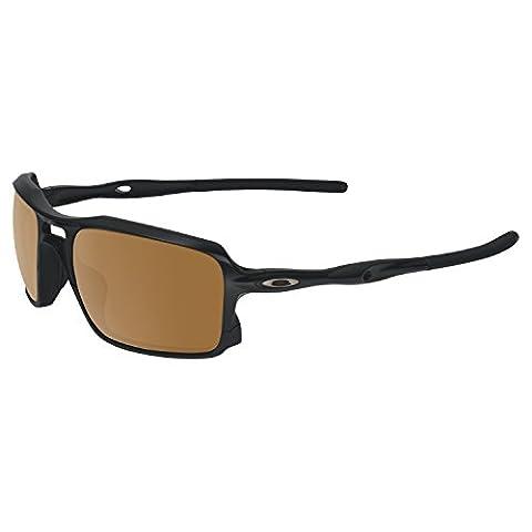 Oakley Triggerman 926605, Montures de Lunettes Homme, Noir (Matte Black), 59