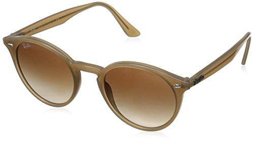 Ray Ban Unisex Sonnenbrille RB2180, (Gestell, Gläser: braun Gradient 616613), Medium (Herstellergröße: 51)