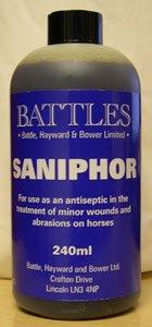 Battles saniphor Jod Spray 240ml - Jod-spray