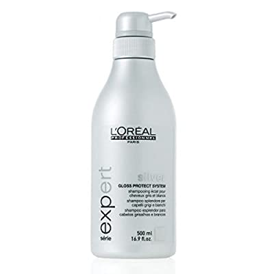 L'Oreal Serie Expert Silver Shampoo, 500 ml