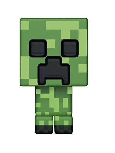 Funko Pop!- Games: Minecraft Creeper Figura de Vinilo (26387)