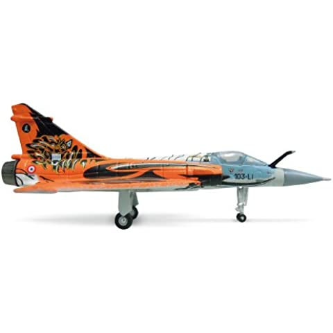 Herpa - 555 036 - Francese 2000c Dassault Mirage Af - Ec 1/12 Cambrésis - Tiger Meet 2010