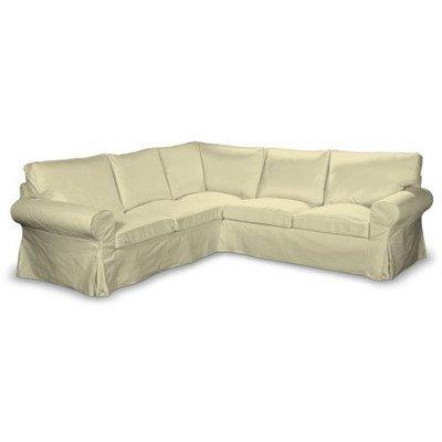 Franc textil 640 702 29 ektorp divano angolare rivestimento cotton panama crema catalogo - Rivestimento divano ikea ...
