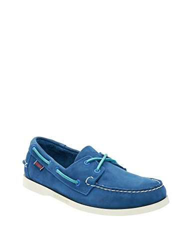 Sebago B720338 hommes Derbies blue