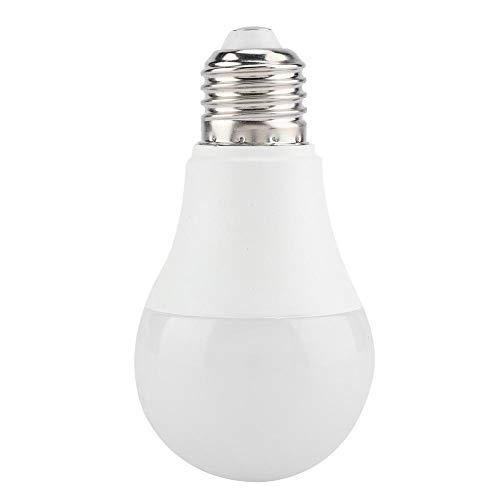 3 Stücke LED Bewegungsmelder Glühbirne, Dusk-to-Dawn Radar Bewegungserkennung LED Birne Nachtlicht Auto EIN/Aus (#3)