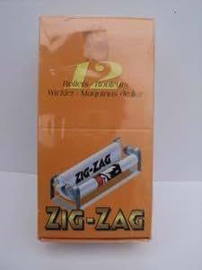 Zig Zag Lot de 12 machines à rouler