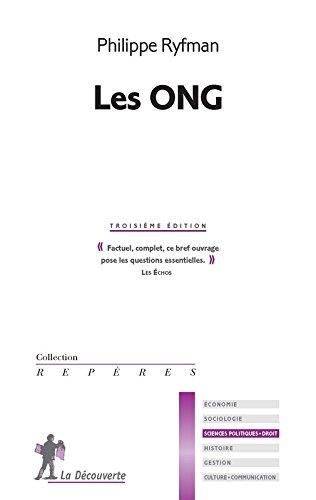 Les ONG par Philippe RYFMAN