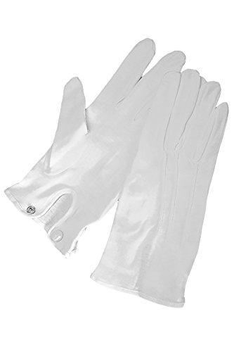 Boland 03081 Handschuhe, Weiß, XL (Herren)