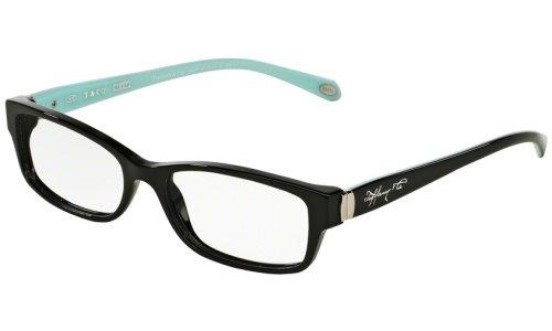 Tiffany & Co. Brillen Für Frau 2115 8001, Black Kunststoffgestell, 54mm