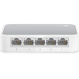 TP-Link TL-SF1005D Switch Desktop, 5 Porte RJ45 10/100 Mbps, Plug & Play (B000FNFSPY) | Amazon price tracker / tracking, Amazon price history charts, Amazon price watches, Amazon price drop alerts