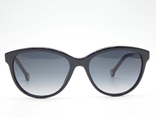 Carolina herrera occhiali da sole she642_0700 (54 mm) nero