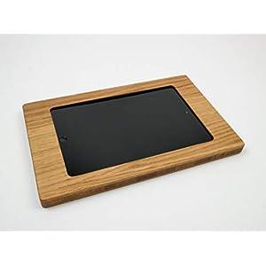 NobleFrames Tablet Halter für iPad mini 4 und iPad mini 5 aus Eiche