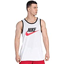 finest selection ca67c c7165 Nike M NSW Ace Logo Débardeur Homme