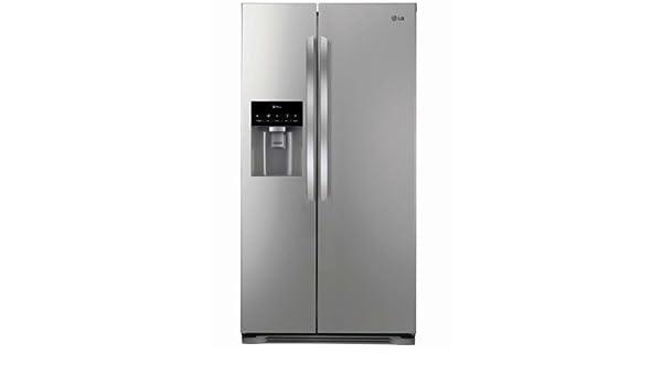 Amerikanischer Kühlschrank Flach : Lg gwl2710ps kühlschrank amerikanischen u2013 kühlschranktür amerikaner