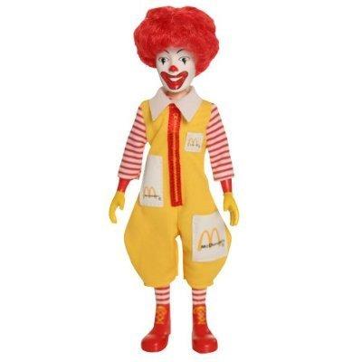 Ronald McDonald Land Charaktere (Japan Import / Das Paket und das Handbuch werden in - Mcdonald Kostüm