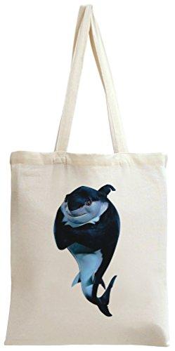 Shark Tale Tote Bag (Tale Lola Shark)