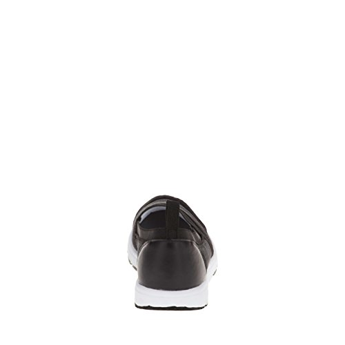 Propet Travel Walker Slip-On Elite Synthétique Mocassin Black