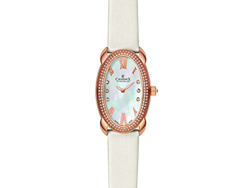 Charmex orologio con movimento al quarzo svizzero Woman Tuscany 28mm