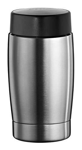 Jura 68166 Edelstahl-Isoliermilchbehälter 0,4 L inklusive 2 Milchschläuchen (kurz und lang) -