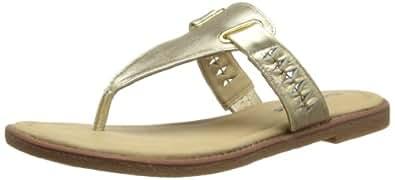 Hush Puppies Caposhi, Women's Sandals, Gold, 4 UK