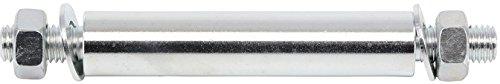Kraftmann 80949 Achsen-Satz für Schubkarrenrad | Ø 20 mm