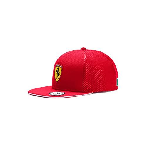 Puma Ferrari Charles Leclerc Kids Flatbrim Cap 2019, F1