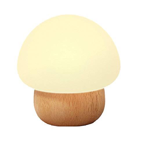 Tragbare Silikon Niedliche Farbe Pilz Lampe Kreative Pilzlampe LED-Augenschutz Kleine Lampe RGB Kleine Nachtlampe Nachtlampe