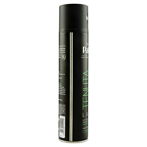Schwarzkopf, Palette Styling Lacca Spray, Tenuta