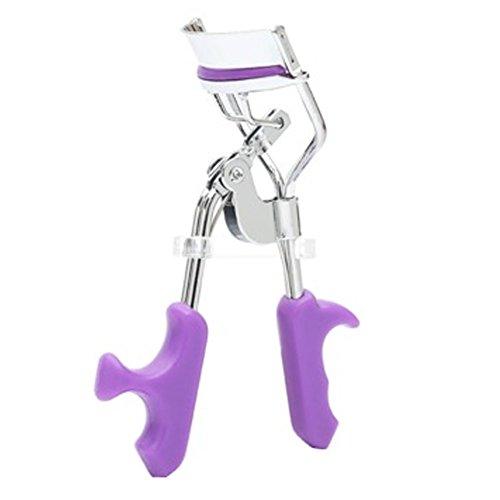 T Super-Rollen werden verworfene Double Roll verzieht Wimpernzange (Purple)