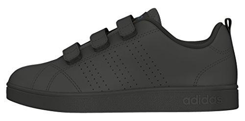 adidas-vs-advantage-clean-sneakers-basses-mixte-enfant-noir-cblack-cblack-onix-32-eu