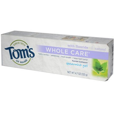 toms-of-maine-whole-care-toothpaste-spearmint-47-oz-case-of-6-by-toms-of-maine