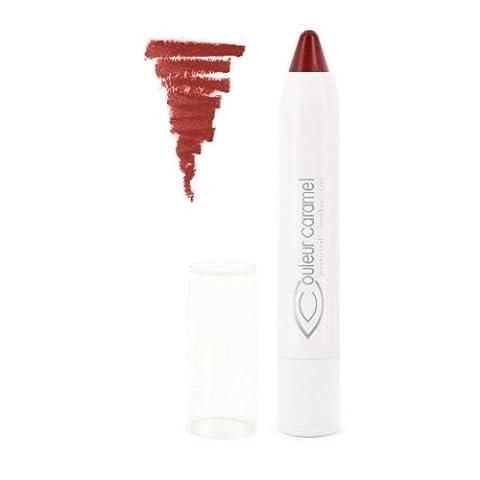 COULEUR CARAMEL Twist & lips - Couleur - 405 Rouge mat - 3g