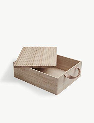 Skagerak Norr Brot-Box Brotkasten aus Eiche (Nielsen-box)