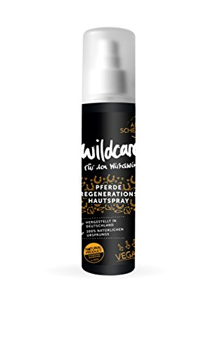 Wildcare 69007 Regenerations- Hautspray ANTI SCHEUER, Bio-Rohstoffe