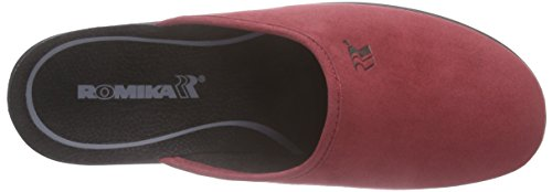 ROMIKA Remo 122fr, Mules Femme Rouge (Red)