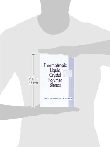 Thermotropic Liquid Crystal Polymer Blends