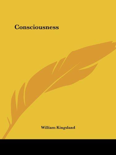 Consciousness Cover Image