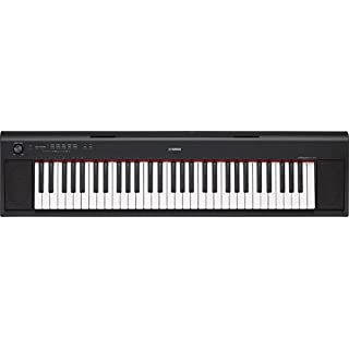 Yamaha NP-12 Piaggero Slimline Home Keyboard