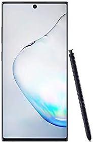 SAMSUNG Galaxy Note 10+ Dual SIM 256GB 12GB RAM 4G LTE (UAE Version) - Aura Black - 1 year local brand warrant