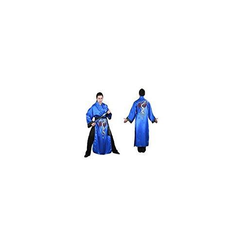 Imagen de disfraz samurai talla m l  única