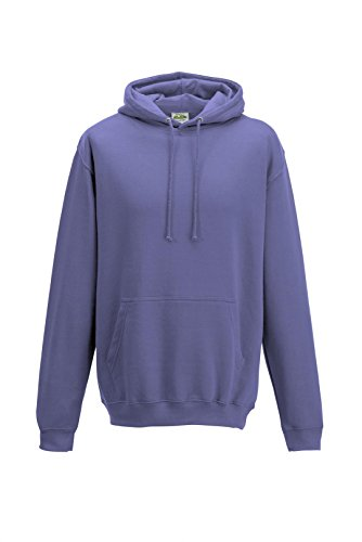 Just Hoods College - Felpa - True Violet